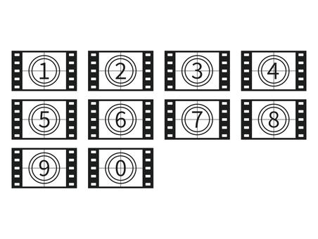 Video countdown