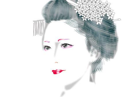 Maiko san 06