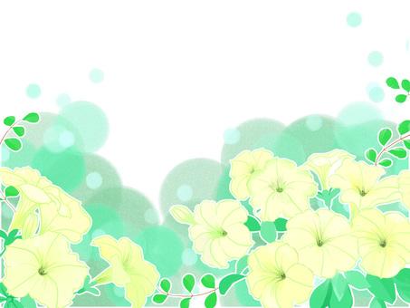 Petunia Lower Background Polka Dots