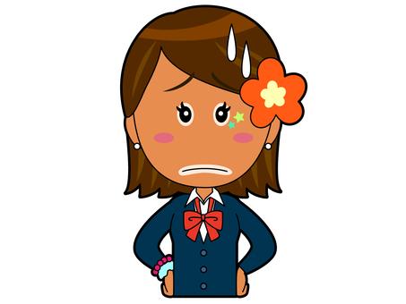 Troubled _ Kogal High School Girl A_015