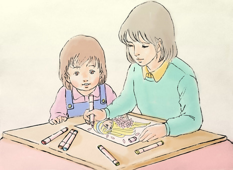 Drawing by your sister