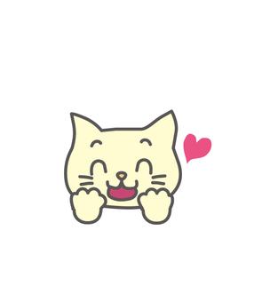 A pleasing cat