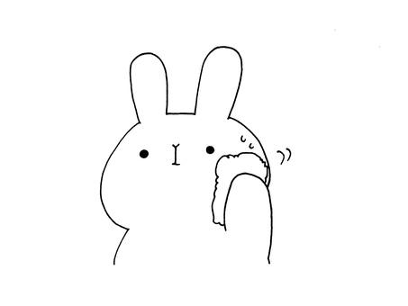 땀 토끼 1 1