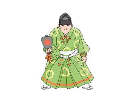 Grand Sumo wrestling (supervisor)
