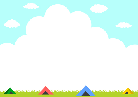 캠프 풍경