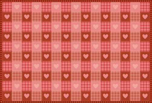 Valentine material 57