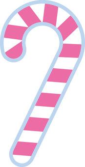 聖誕糖果手杖