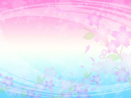 Cherry blossom background 28