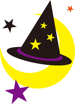 Halloween Magical Hat