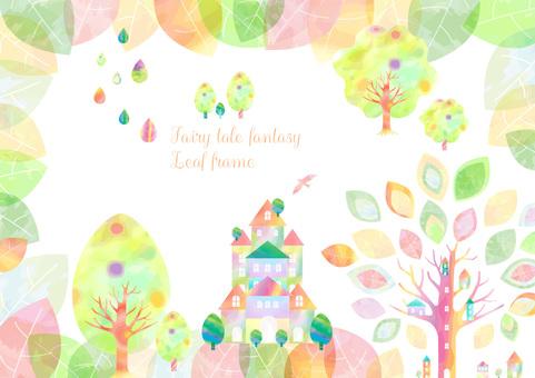 Fairy tale frame 1