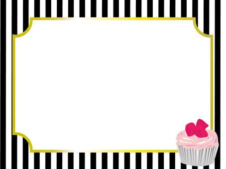 Cupcake _ Deco _ Food Frame 7