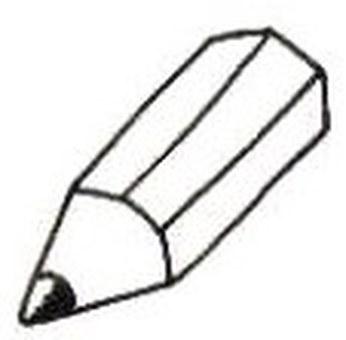 鉛筆(單色)
