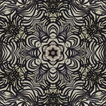 Kaleidoscope illustration