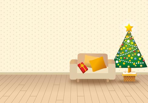 Christmas and interior