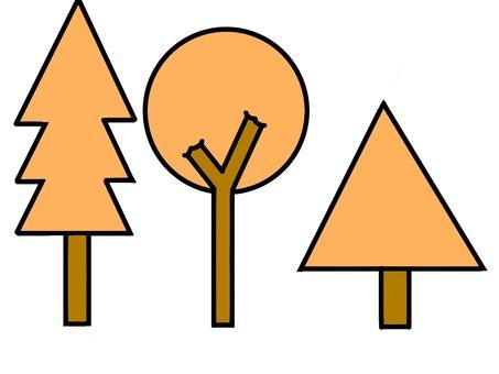 Icon trees set