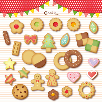 아이콘 쿠키