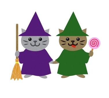 Halloween Cats 4