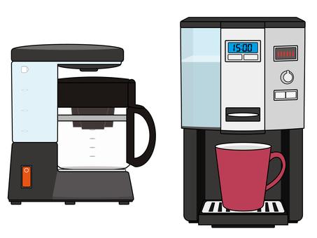Coffee maker b