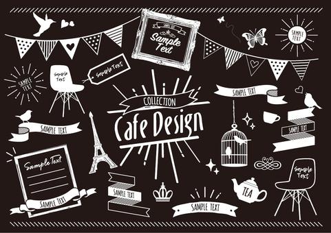 카페 디자인 모티브 2
