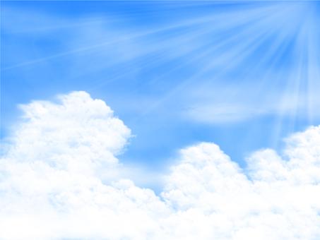 Skies and cumulonimbus