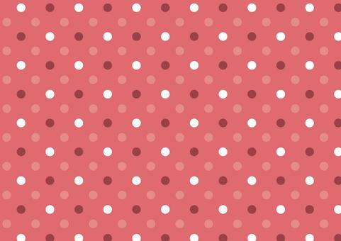 Dot ● Valentine Pink