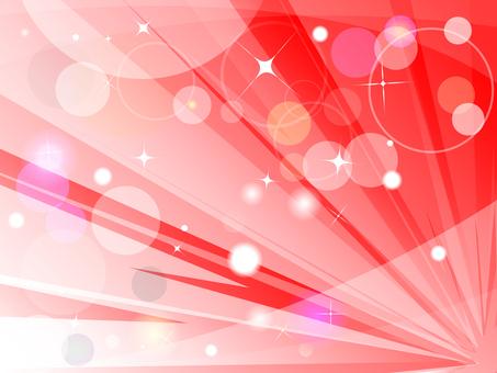 閃閃發光的背景紅色