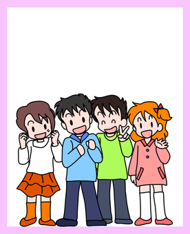 Children (4 people)
