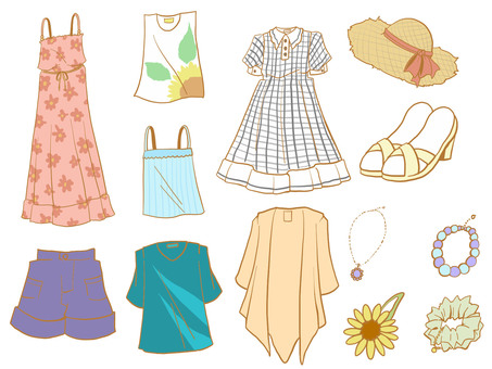 Summer clothes 2019