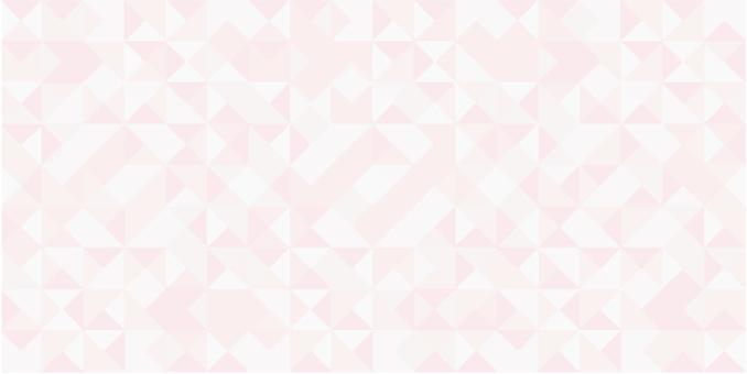 Crystal tile pink