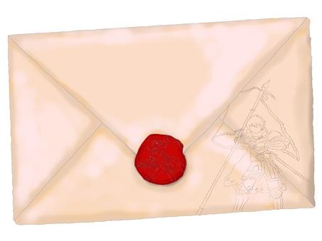 Knight's Letter 【Accessory】