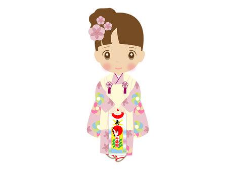 Shichigosan 3 (3 years old)