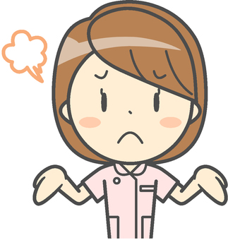 I nurse aM55a anger 1a ヤ