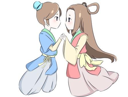 Orihime和Hikoboshi