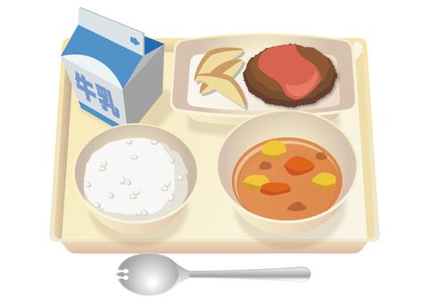학교 급식 (헤세이 ~ 令和)