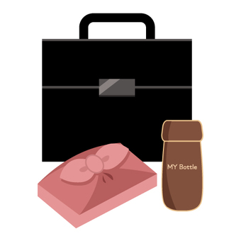 Businessman's lunch (Lunch box)