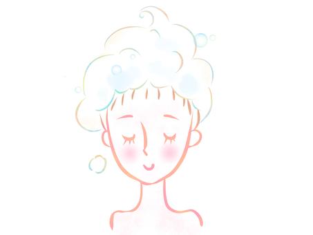 Shampoo women
