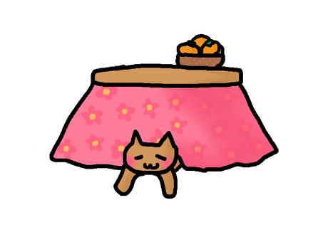 Kotatsu Nyanko