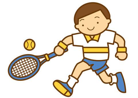 테니스 1-4c