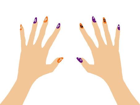 Hand nail 2