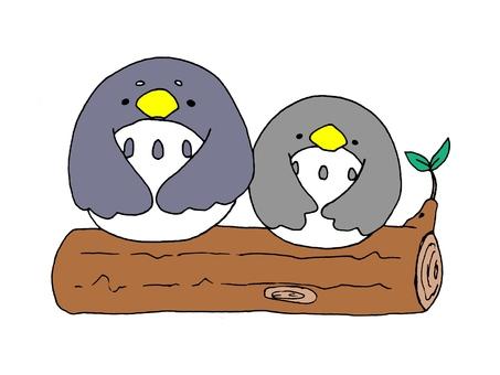梟 と log 1 of 2