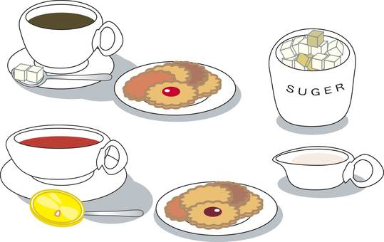 Coffee and tea _CS 3