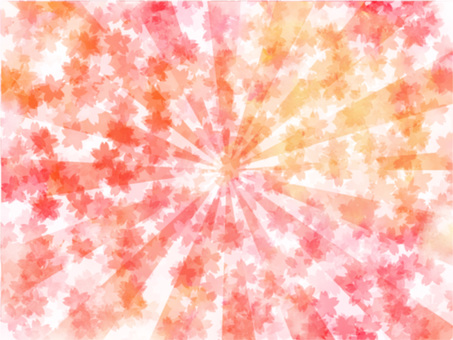 Cherry pattern - Radial background
