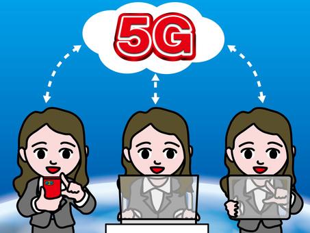 5G next-generation high-speed communication (23) cloud