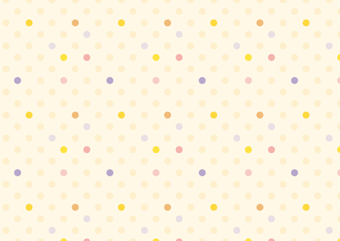 Dot ● Spring pastel