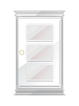 Antique furniture Small cabinet