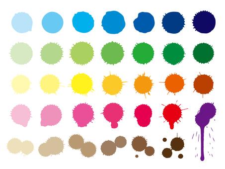 Drop [7] color palette