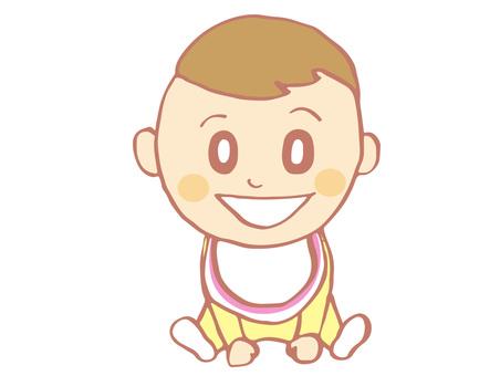 Baby (Sitting) 3