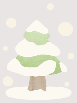 Tree 2 · snow (gray)