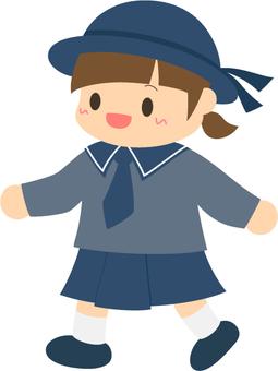 Uniform _ girl