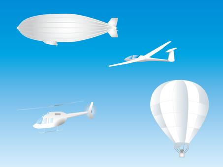 Airship etc.